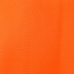 Simili cuir uni orange karia petitmerlin