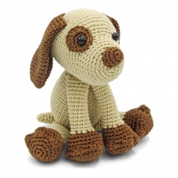 Kit crochet Fiep le chiot - HardiCraft