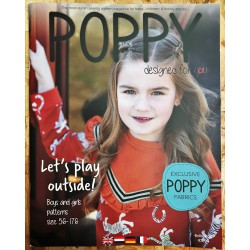 Magazine POPPY Automne/Hiver 2020 - Let's play outside !