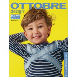 Magazine Ottobre Design - Enfants - Printemps 1/2018