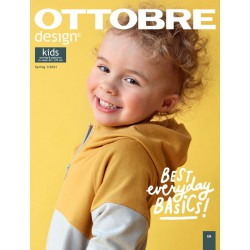 Magazine Ottobre Design - Enfants - Printemps 1/2020